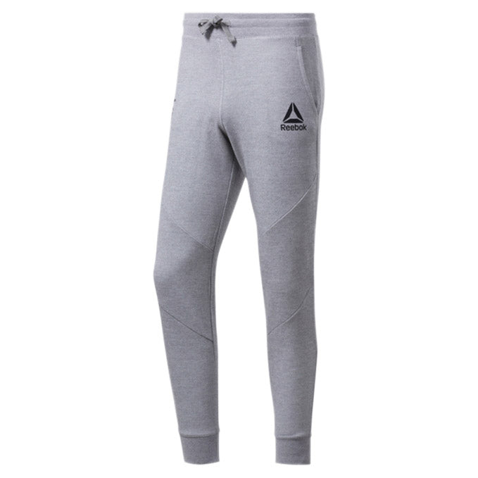 UFC Reebok Fan Gear Fight Week Joggers - Heather Grey