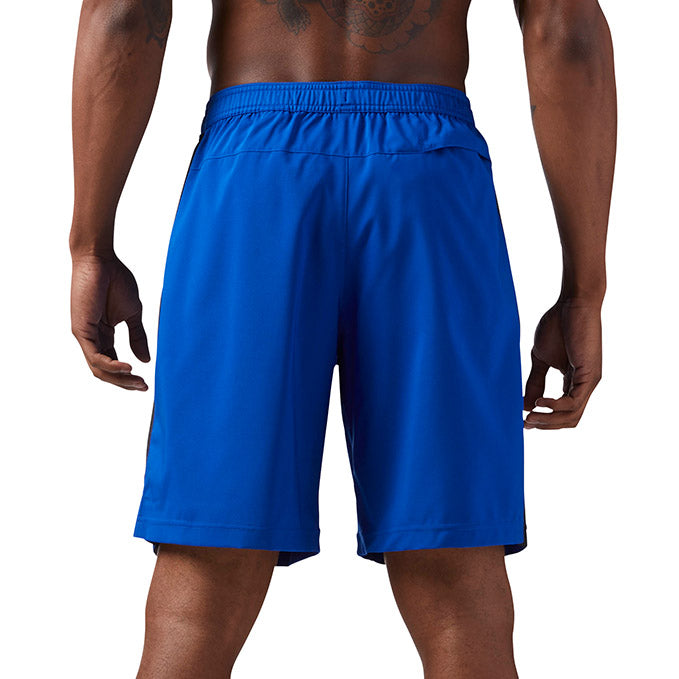 UFC Mens Reebok Knit Short - Royal