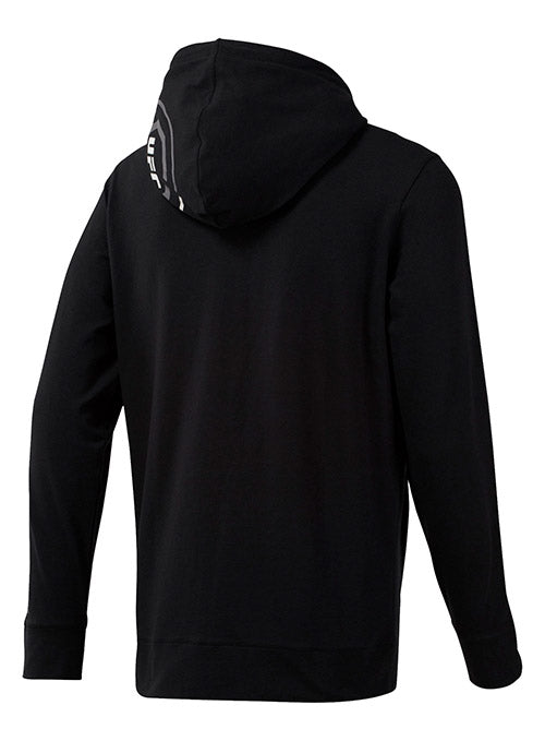 Men's Reebok Black UFC Fight Night Walkout Hoodie Replica