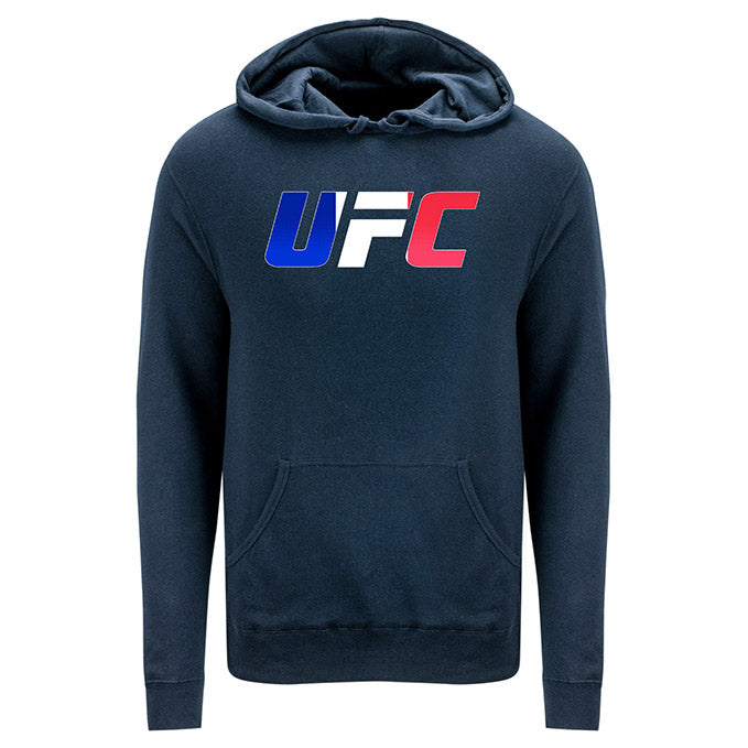 UFC France Country Logo Royal Sweatshirt