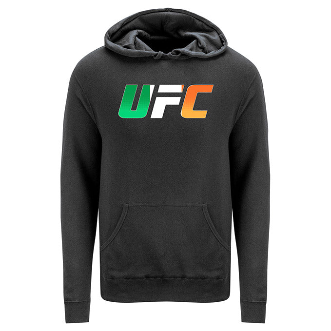UFC Ireland Country Logo Black Sweatshirt