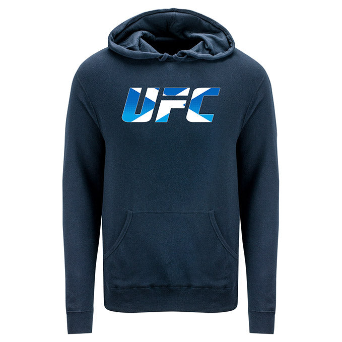 UFC Scotland Country Logo Navy Sweatshirt