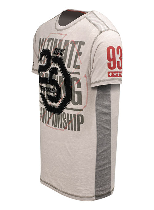 UFC 25th Anniversary Bellicose T-Shirt