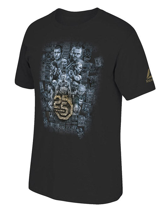 UFC 25th Athlete Celebration T-Shirt