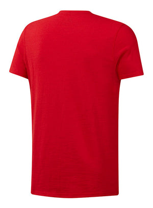 Reebok Red UFC Fight Week T-Shirt