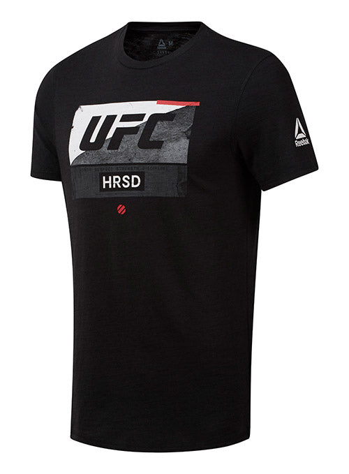 Reebok Black UFC Fight Week T-Shirt
