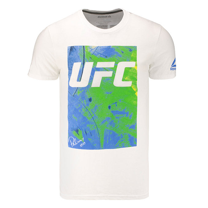 UFC Artist Series 213 Blue Logo T-Shirt