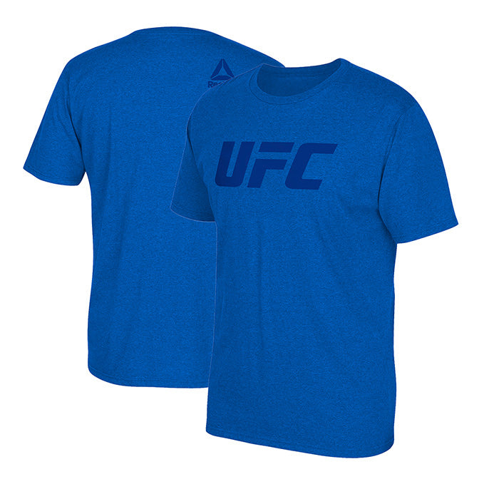 UFC 235 Blue Tonal Weigh-In T-Shirt