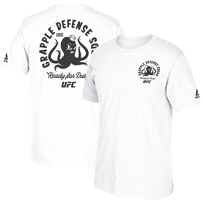 Men's UFC Aircraft Nose Grapple Defense Squad T-Shirt