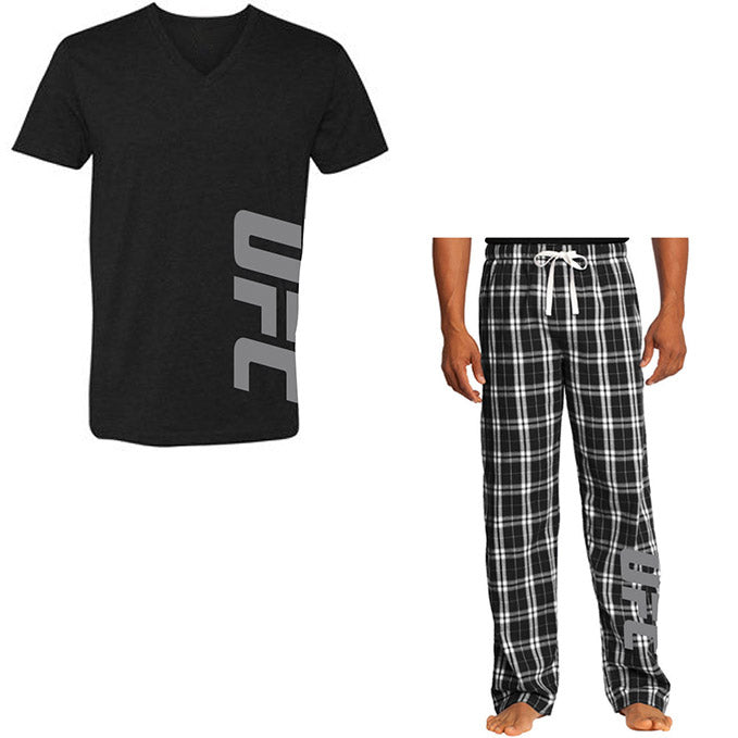 UFC Men's Pajama Set