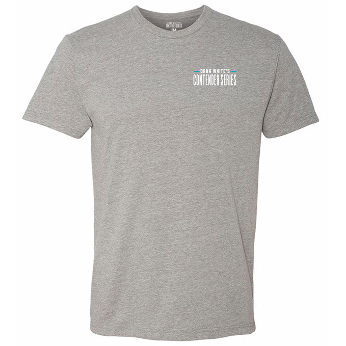 Men's Dana White Contender Series Short Sleeve T-Shirt - Grey