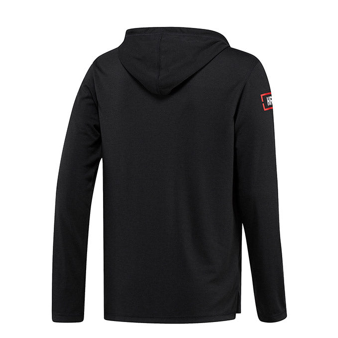 UFC Reebok Ultimate Fan Pullover Hooded T-Shirt