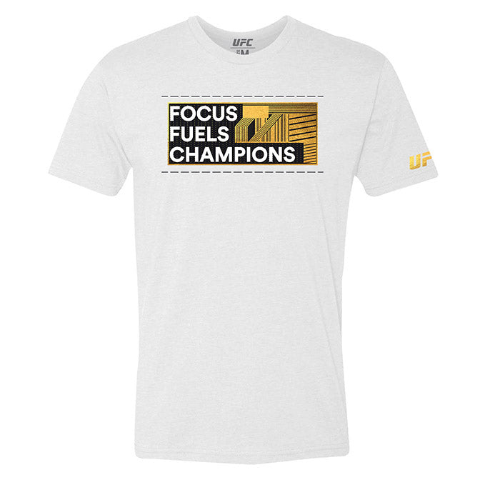 Men's UFC FFC T-Shirt - White