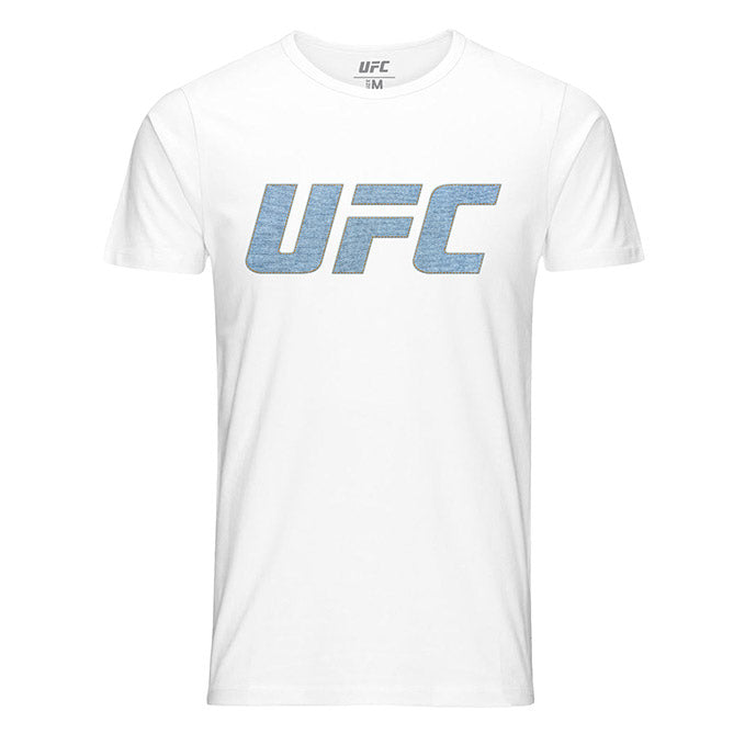 UFC Denim Fill T-Shirt - White