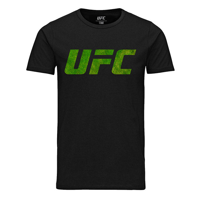 UFC Lawn Fill T-Shirt - Black