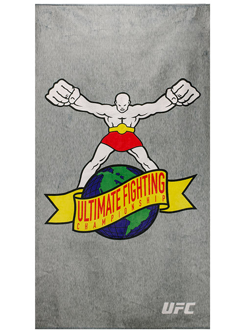 UFC Ulti-Man Towel