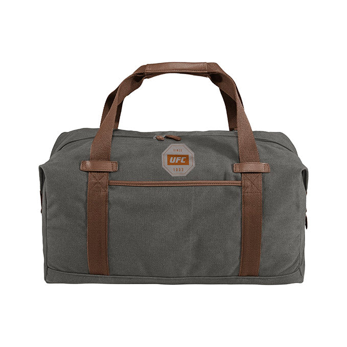 UFC COTTON CANVAS DUFFLE