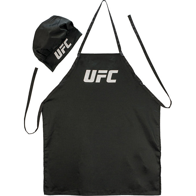 UFC Chef Hat and Apron Set