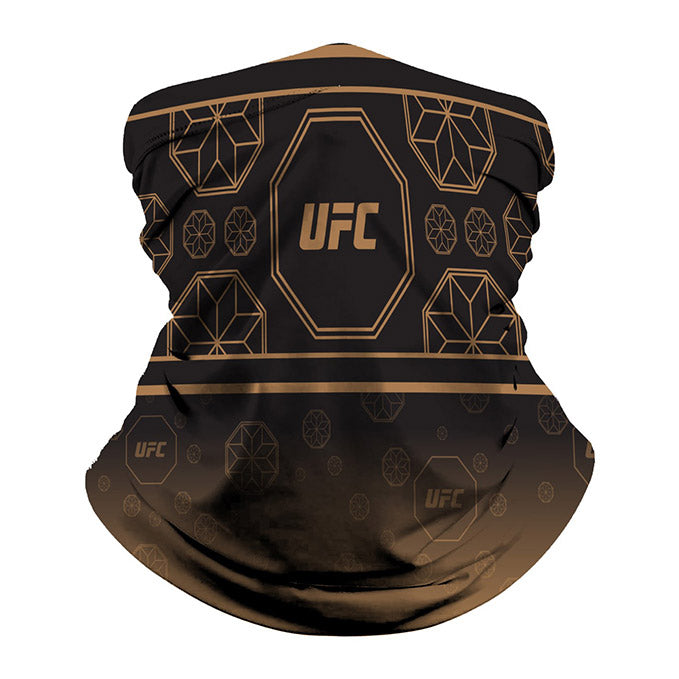 UFC Holiday Shimmer Neck Gaiter