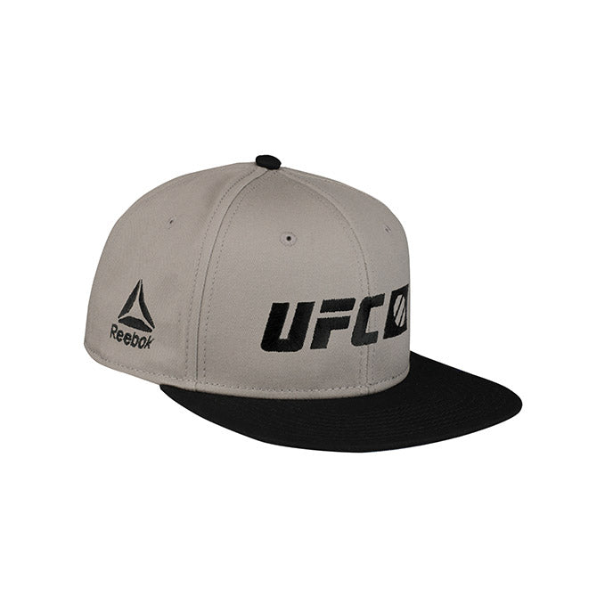 UFC Reebok Youth 2Tone Performance Logo Adjustable Cap