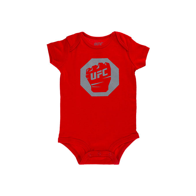 UFC Infant Onesie - Red