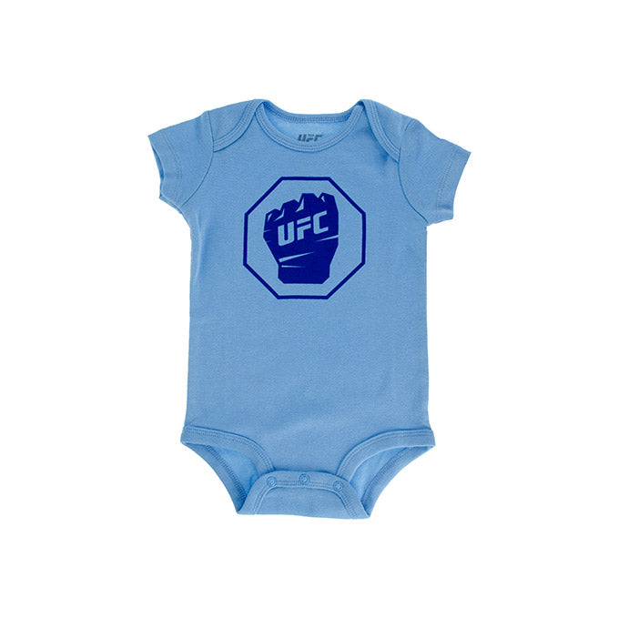 UFC Infant Onesie - Sky Blue