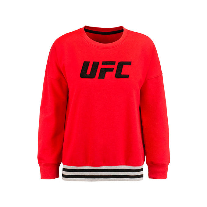 UFC Girls' Roaring Glory Crew Sweatshirt