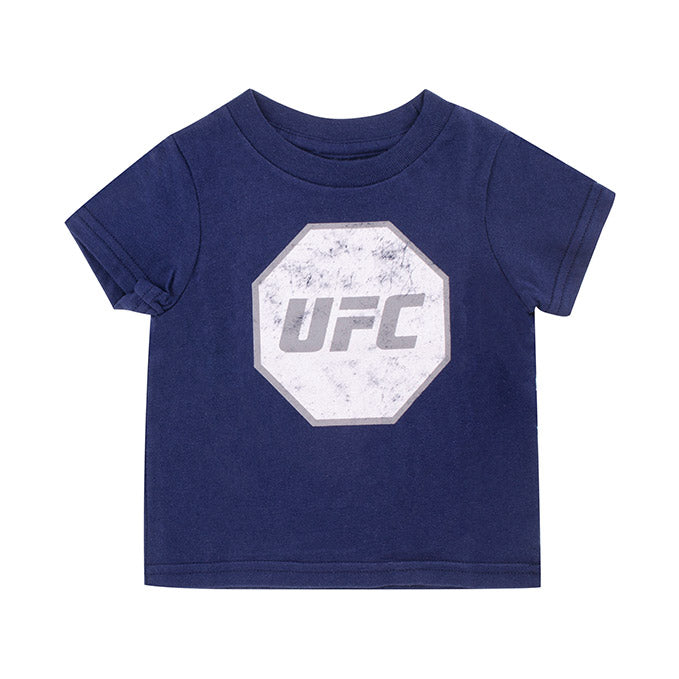 UFC Infant Distressed T-Shirt - Navy
