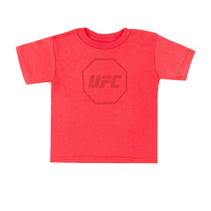 UFC Toddler T-Shirt - Deep Coral