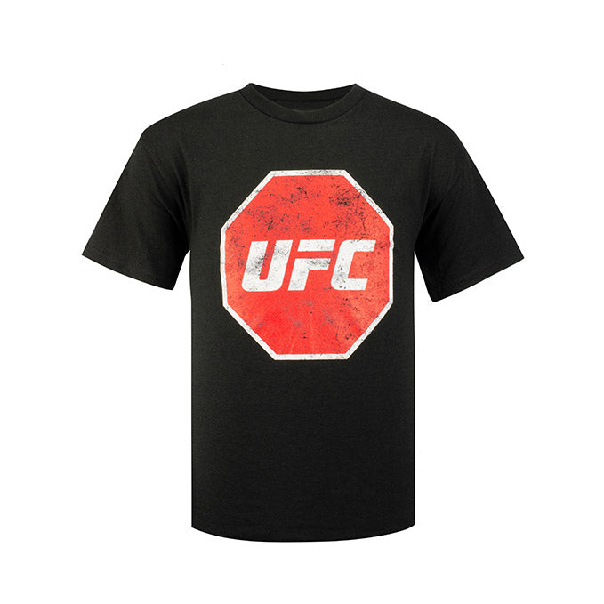 UFC Junior Short Sleeve T-Shirt - Black