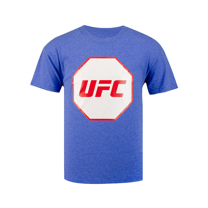 UFC Junior Short Sleeve T-Shirt - Royal Heather
