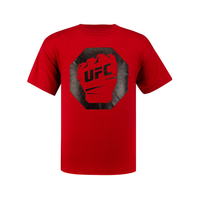 UFC Junior Performance T-Shirt - Cardinal Red