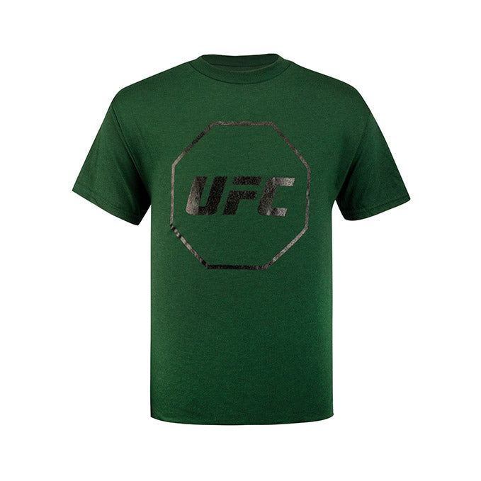 UFC Junior Performance T-Shirt - Forest Green