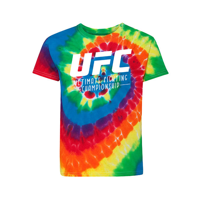 UFC Kids' Summer Tie-Dye T-Shirt