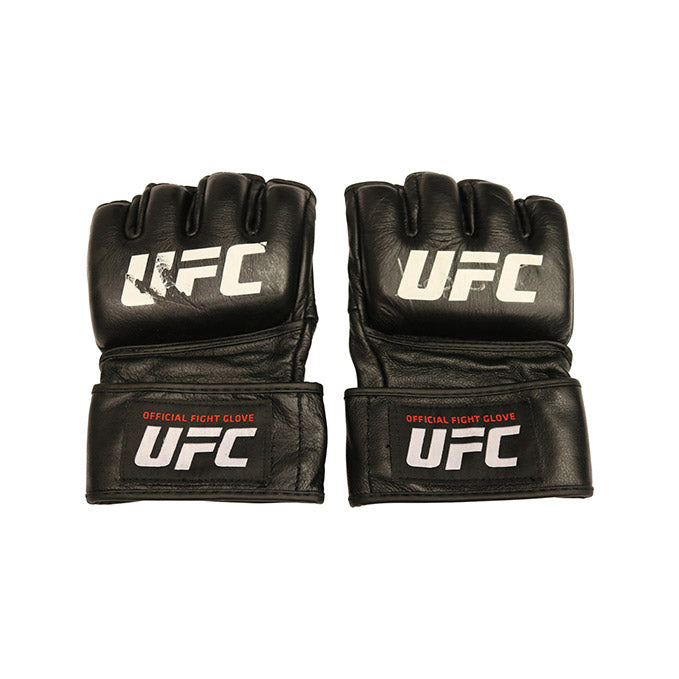 Michel Prazeres Autographed Fight Worn Gloves from Fight Night 140 - Buenos Aires