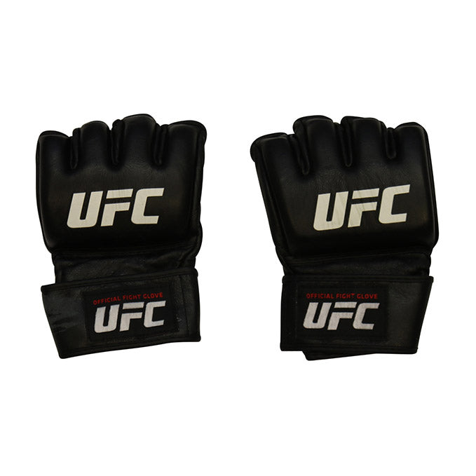 Nikita Krylov Fight Worn Gloves from UFC 201