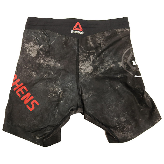Jeremy Stephens Fight Worn Shorts from UFC 215