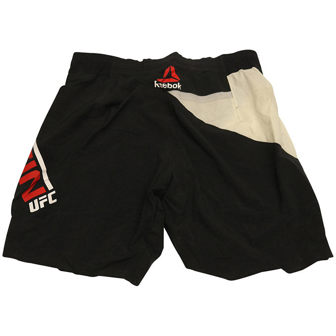 Jordan Mein Autographed Fight Worn Shorts from UFC 206
