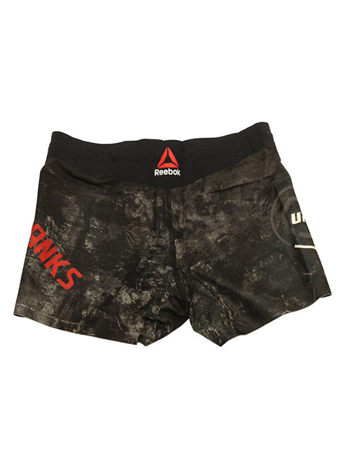 Sijara Eubanks Autographed Fight Worn Shorts from UFC 230