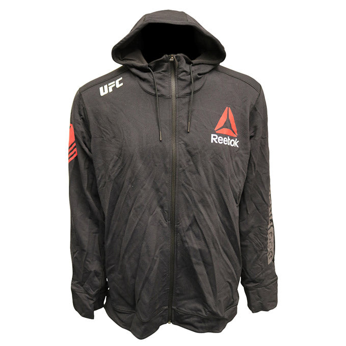 Derrick Lewis Event Worn Hoodie From Fight Night 146 - Wichita: Lewis vs. dos Santos