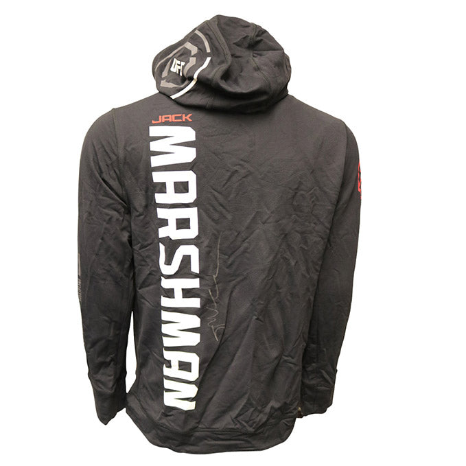 Jack Marshman Autographed Event Worn Hoodie from Fight Night 147 - London