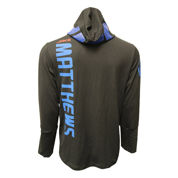 "Jake Matthews Autographed Event Worn Hoodie, Inscribed ""TCK"", from TUF 23 Finale - Las Vegas"