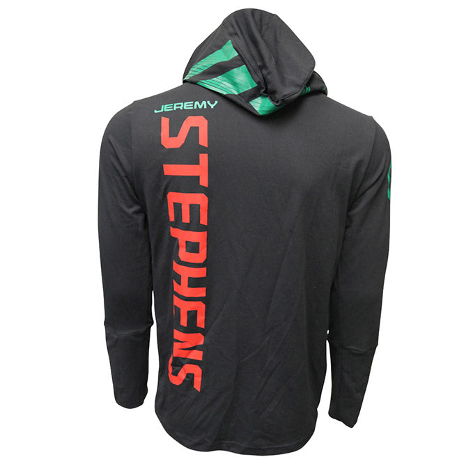 Jeremy Stephens Event Worn Hoodie from UFC on Fox 24 - Kansas City