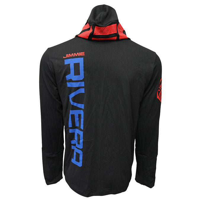 Jimmie Rivera Event Worn Hoodie from Fight Night 72 - Glasgow