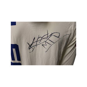 "Kevin Lee Autographed Event Worn Hoodie, Inscribed ""MTP"", from Fight Night 112 - Oklahoma City"