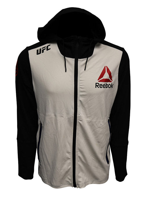 Sam Alvey Autographed Event Worn Hoodie from TUF Latin America 3 Finale - Mexico City