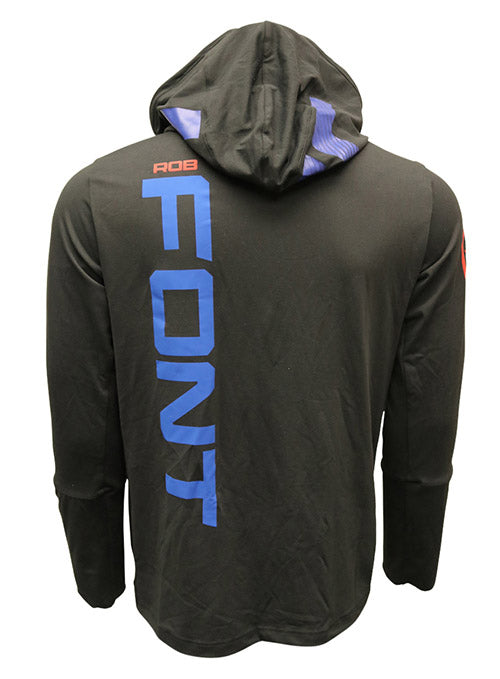 Rob Font Event Worn Hoodie from UFC 213
