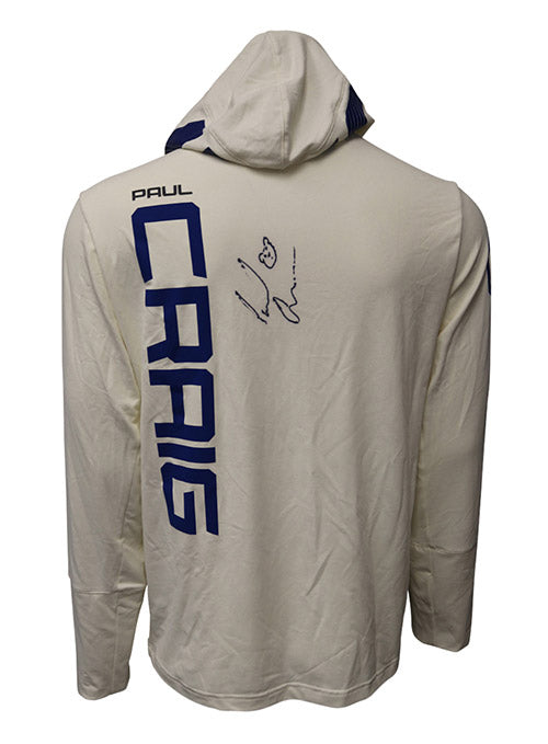 Paul Craig Autographed Event Worn Hoodie from UFC on Fox 22 - Sacramento