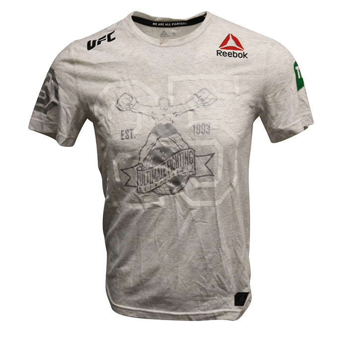 "Kai Kara-France Autographed Event Worn Jersey, Inscribed ""Don't Blink"", from Fight Night 142 - Adelaide"