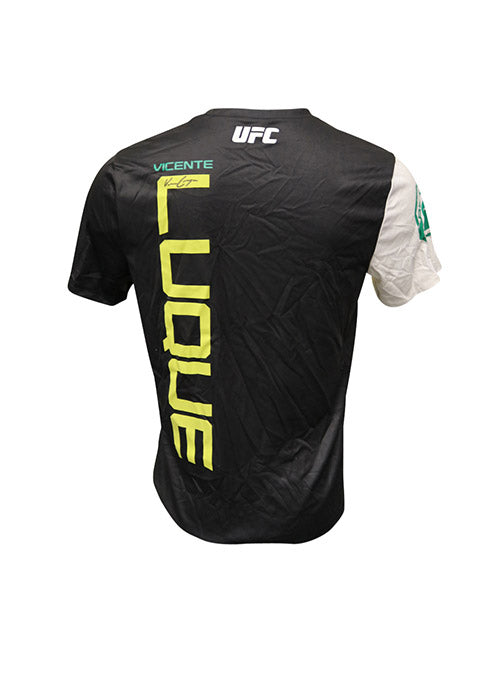 Vicente Luque Autographed Event Worn Jersey from UFC on Fox 17 - Orlando